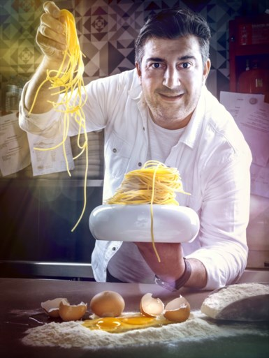Maak jij de beste spaghetti bolognese van Limburg? Overtuig chef Peppe