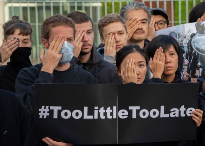 Waarom het zoenoffertje van Hongkongse bestuurster Carrie Lam niet volstaat