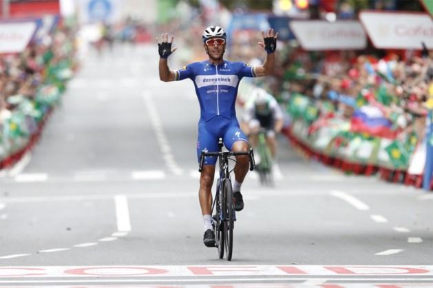 Philippe Gilbert soleert naar ritwinst in lastige Vuelta-etappe, België kent zijn kopman voor het WK