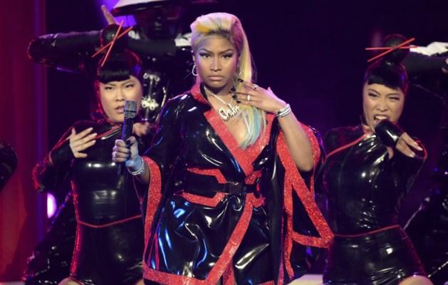 Amerikaanse rapster Nicki Minaj kondigt afscheid aan
