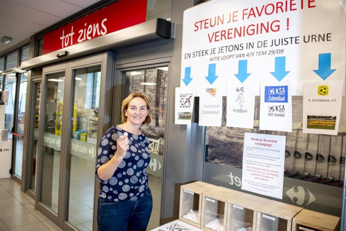Warenhuisklanten mogen beslissen welke vereniging de winkel zal sponsoren