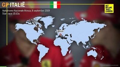 VOOR DE FREAKS. Alles wat je moet weten over de GP van Italië in Monza