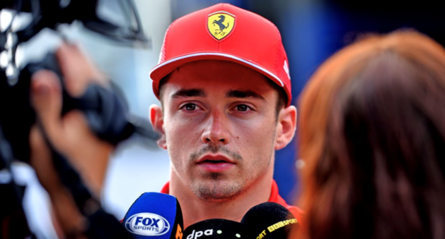 Charles Leclerc en Ferrari ook tijdens tweede oefensessie GP van Italië de snelste