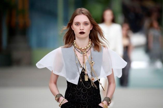 Chanel genoodzaakt om modeshow te annuleren