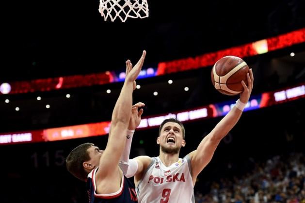 Ex-Oostendenaar Mateusz Ponitka stuwt Polen naar kwartfinale WK