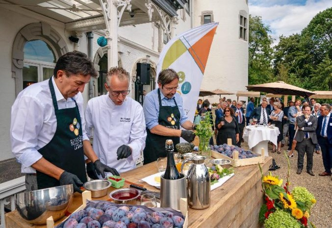 Gouverneur Reynders opent Beleefweek Limburg met Nederlandse collega Bovens
