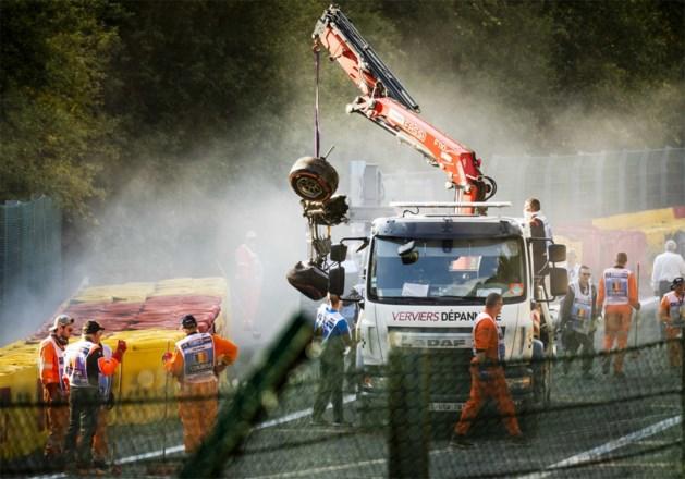 Amerikaan Correa zet herstel voort in Groot-Brittannië na zware crash op Spa-Francorchamps