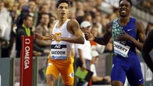 Kou en wind verbrodden Belgisch 400-meterfeestje