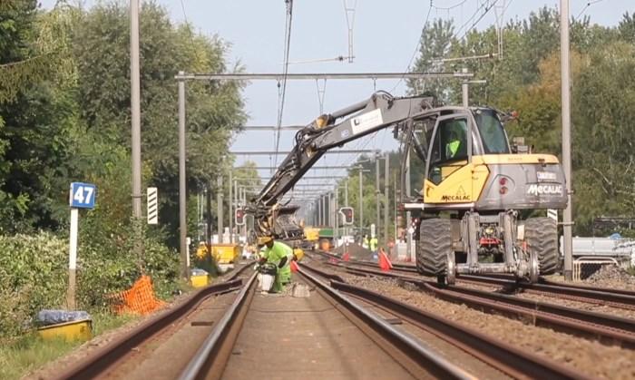 Tien weken werken aan spoorlijn Hasselt-Tongeren