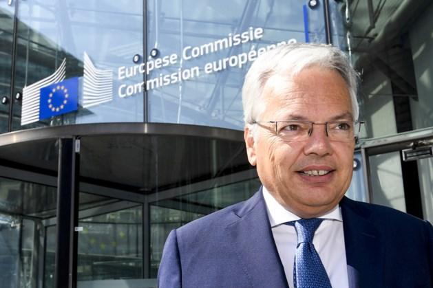 Didier Reynders genoemd als Europees Commissaris voor Begroting