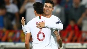 EK qualifiers: Portugal rondt de Servische klip, Standard-speler loodst Kosovo voorbij Tsjechië