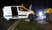 Twee gewonden na botsing in Zoutleeuw