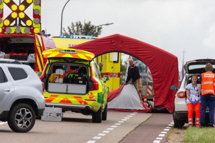 Fietser (63) overleden na aanrijding in Boorsem