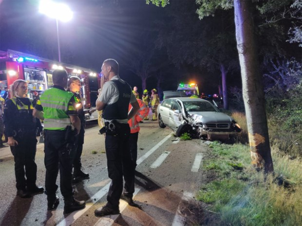 Zes gewonden bij zwaar ongeval in Bocholt