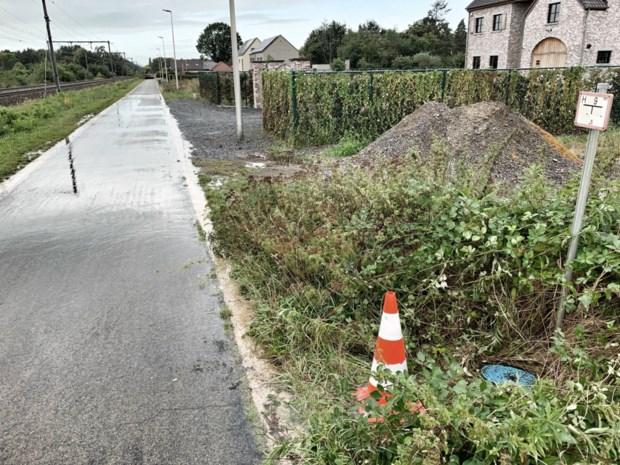 "Al van vrijdag waterlek in Boxbergheide: ""Wordt maandag hersteld want nu dringendere werken"""