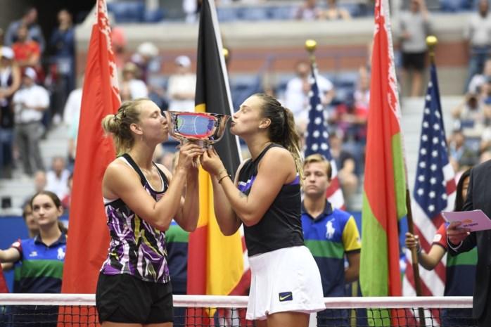 Elise Mertens schrijft geschiedenis met dubbeltitel op US Open