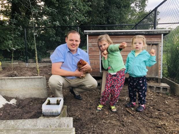 Stadsbestuur Beringen zoekt kippeneieren voor toxicologisch onderzoek