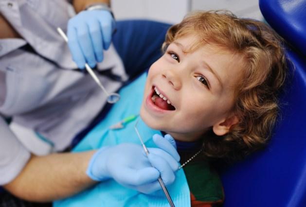 Nauwelijks helft van kinderen gaat naar tandarts
