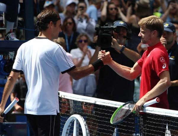 David Goffin stijgt op ATP-ranking, Nadal nadert op nummer één Djokovic