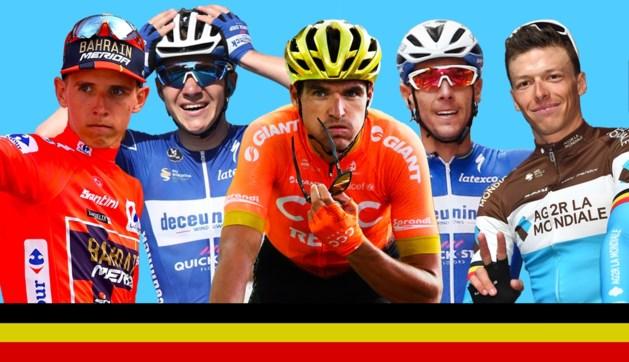 WK wielrennen: vijf profs geselecteerd, ook Remco Evenepoel rijdt de wegrit