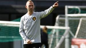 Thomas Buffel is de nieuwe assistent van Jacky Mathijssen bij de Belgische U19