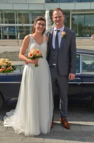 Marijke en Geert in Lommel