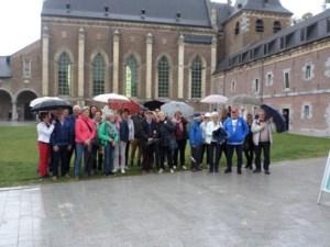 vtbKultuur Zutendaal bezoekt erfgoedsite Alden Biesen