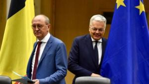 Opdracht informateurs Reynders en Vande Lanotte vandaag wellicht verlengd
