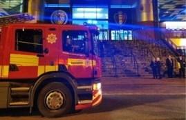 Stadion Hampden Park in Glasgow ontruimd voor 'noodsituatie'