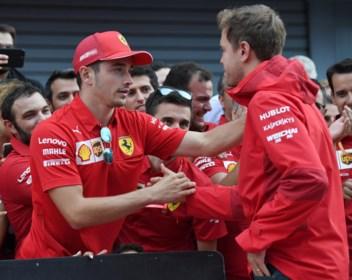 Ferrari heeft gekozen: het heeft Vettel gedumpt