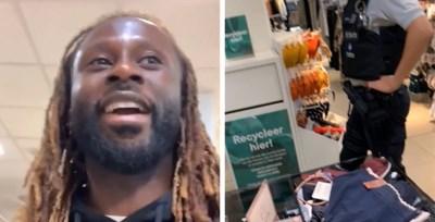 Genk-aanvaller Ndongala in de clinch met H&M