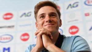 Remco Evenepoel mag al mee naar WK, ook Dylan Teuns is zeker