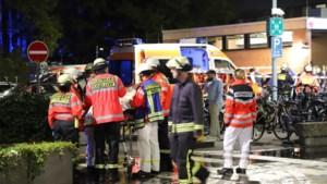 Een dode en tientallen gewonden bij brand in ziekenhuis in Düsseldorf
