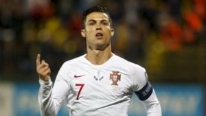 EK KWALIFICATIES. Ronaldo scoort vier keer voor Portugal, Engeland zet vroege blunder recht in spektakelmatch