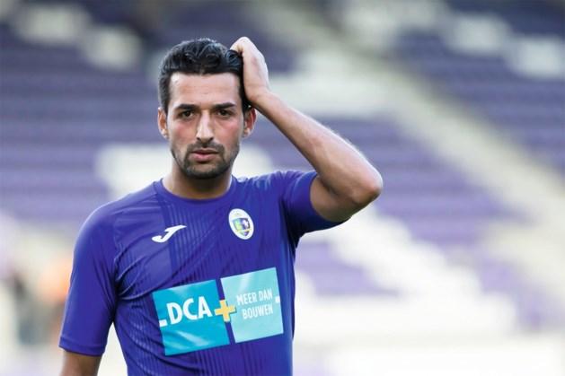 Mohamed Messoudi zet carrière voort bij Lyra-Lierse in derde amateurklasse