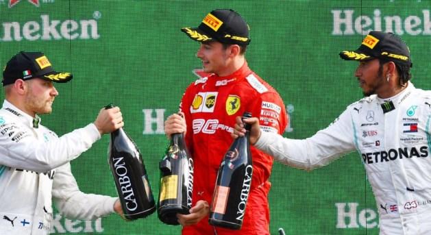 """Lewis Hamilton na boe-geroep in Italië: """"Hoop dat de dingen veranderen"""""""
