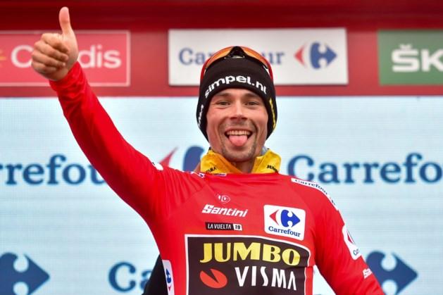 Vuelta-leider Primoz Roglic verlengt contract bij Jumbo-Visma tot eind 2023