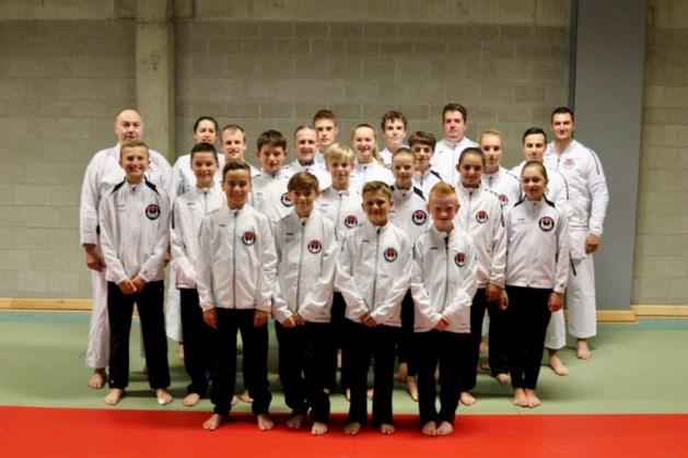 Karateclub KCAR naar Crawley voor wereldkampioenschap