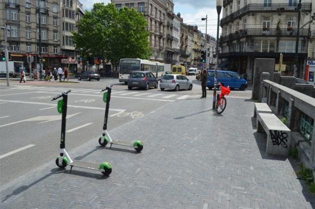 Vooral openbaar vervoer voelt succes elektrische step