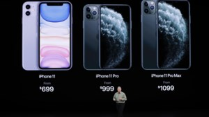 Apple lanceert iPhone 11 (Pro) en eigen gaming- en videoservice