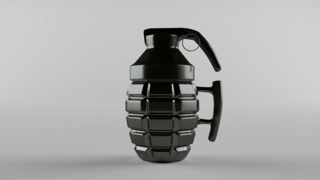 Zweedse peuter brengt granaat mee naar school