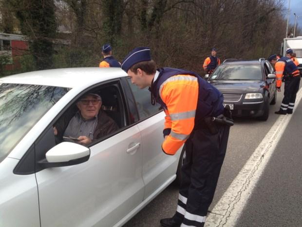 Auto getakeld omdat boete van 2952,4 euro niet kan worden betaald