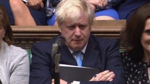Boris Johnson gaat noodgedwongen op zoek naar nieuw Brexit-akkoord met EU