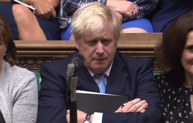 """Schotse rechtbank: """"Opschorting van Brits parlement door Boris Johnson is illegaal"""""""