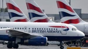 """British Airways: """"Nog enkele dagen hinder door staking"""""""