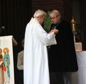 Pauselijke onderscheiding voor behoud Kluis van Vrijhern