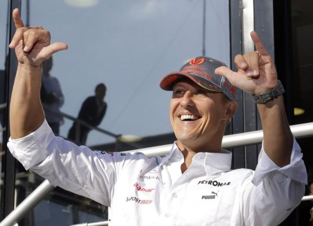 """""""Michael Schumacher is bij bewustzijn na stamceltherapie in Parijs hospitaal"""""""