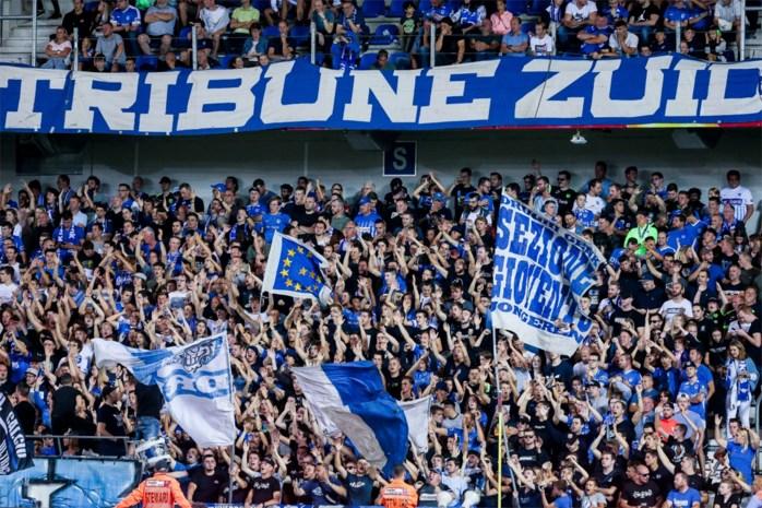 Thuisduels KRC Genk in Champions League uitverkocht