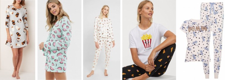 Met deze pyjama's vergeet je de koude nachten