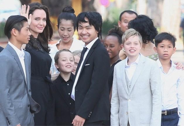 Zoon van Angelina Jolie en Brad Pitt spreekt over de relatie met zijn vader